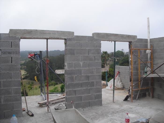 Cambio de uso edificio industrial a vivienda